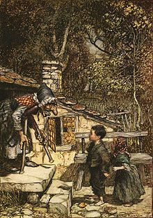 Arthur Rackman's illustrations can be used as inspiration