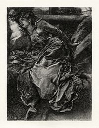 Sleeping Beauty poem by Alfred Lord Tennyson